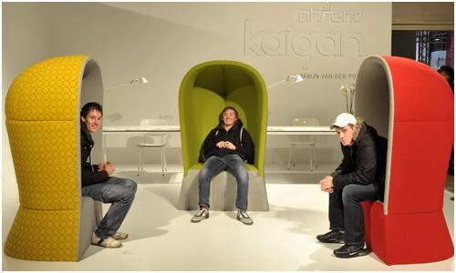 Ahrend Kaigan Chair by Marijn van der Poll - Group