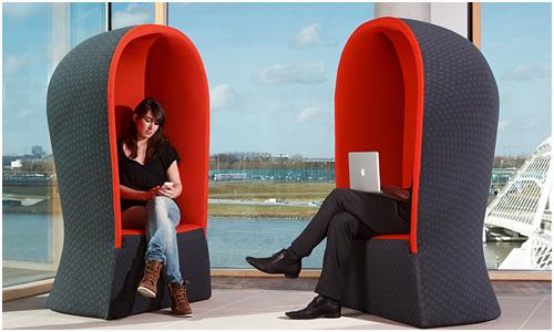 Ahrend Kaigan Chair by Marijn van der Poll