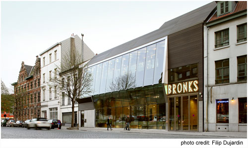 Bronks Youth Theatre Brussels Belgium
