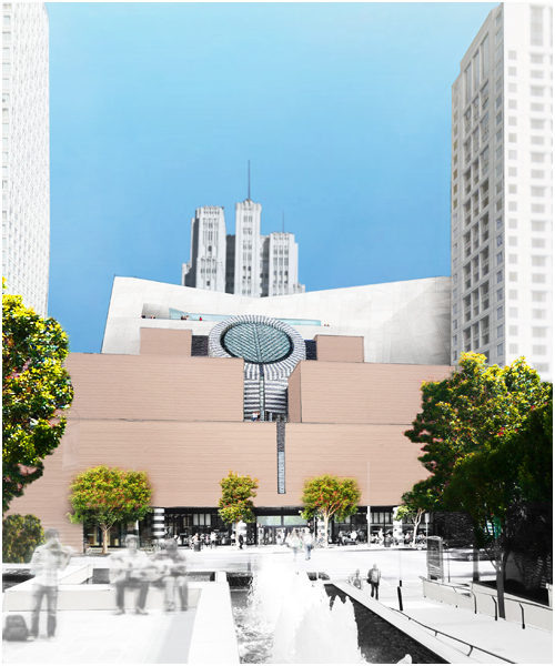 SFMOMA Expansion Space
