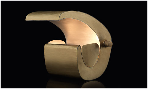 Escargot Lamp by Le Corbusier
