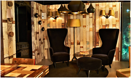 Tom Dixon's London Shop at Ladbroke Grove