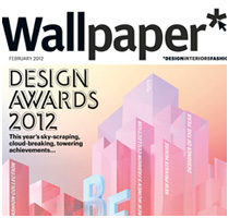 Wallpaper Magazine Design Awards Winners Announced