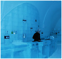 Icehotel Icebar - Featured Image