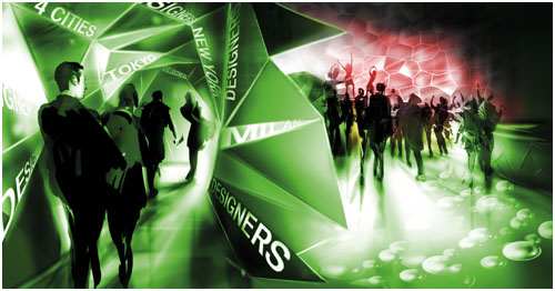Heineken Pop-up Nightclub