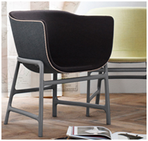 Minuscule Chair by Cecile Manz for Fritz Hansen - Featured Image