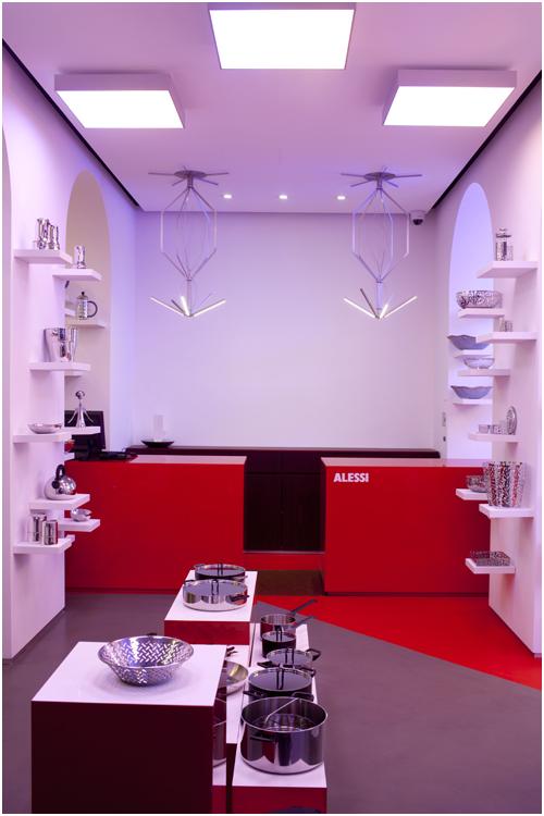 Alessi Flagship Store Milan