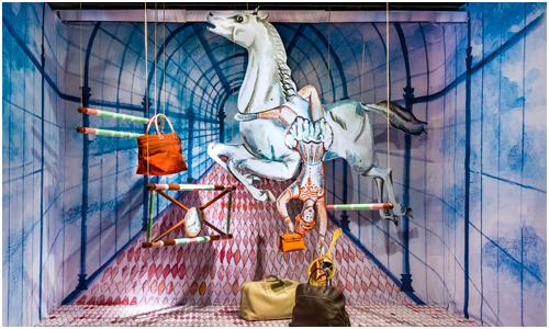 Hermes Amsterdam by Kiki van Eijk - Mirror