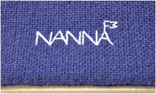 Nanna Bench by Francois Mangeol