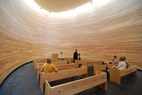 Kamppi Chapel of Silence
