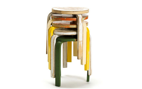 Artek 2nd Cycle - Stool E60