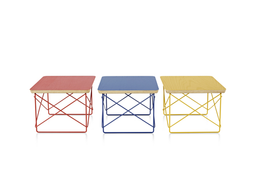 Eames LTR Tables from Herman Miller