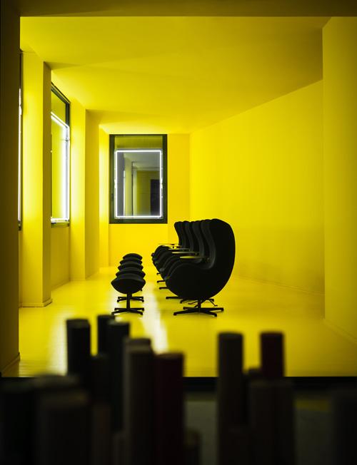 New Fritz Hansen Showroom in Milan