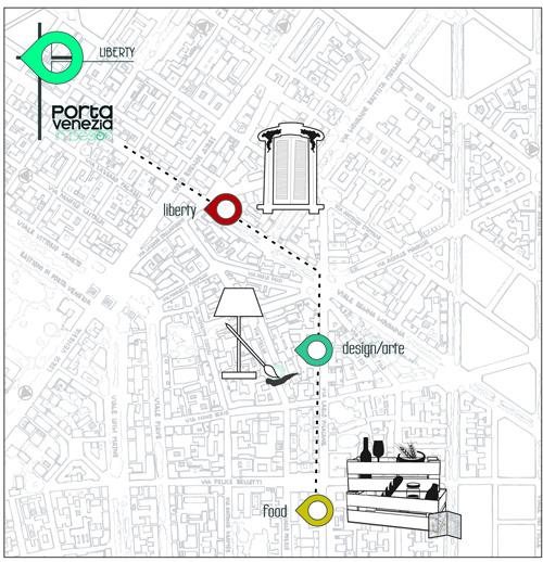 Porta Venezia in Design