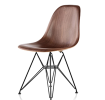 Eames Molded Wood Side Chair - Featured Image