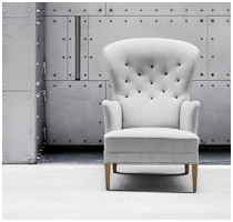 Heritage Chair by Frits Henningsen - Featured Image