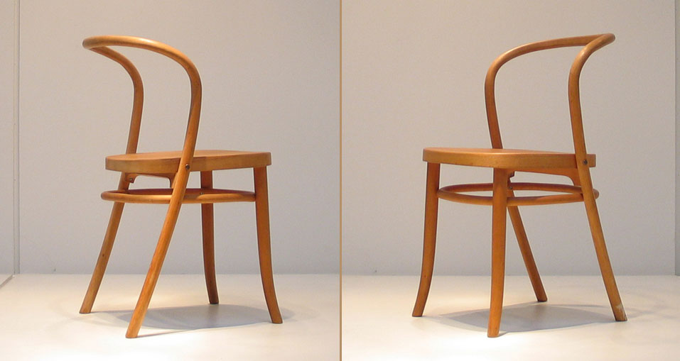 The Dan Chair designed by Søren Hansen.