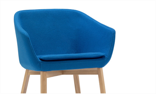 Dune Chair by Monica Förster for Modus