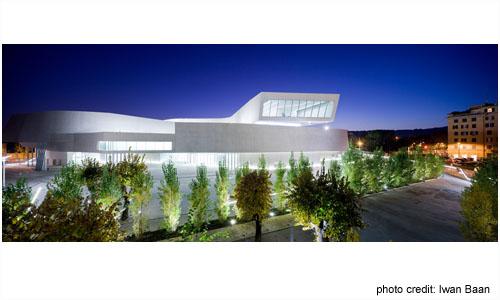 MAXXI Museum of XXI Century Arts Rome Italy