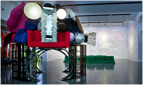 Dream Factories at la Triennale Museum