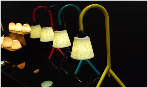 Lighting at Lladro