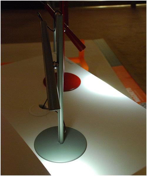 Magneto lighting at Foscarini