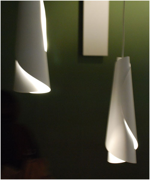 Maki Lighting by nendo for Foscarini