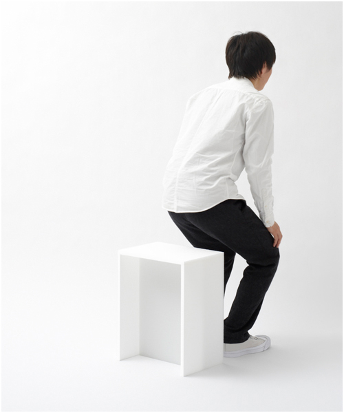 Visible Structures Installation by Nendo