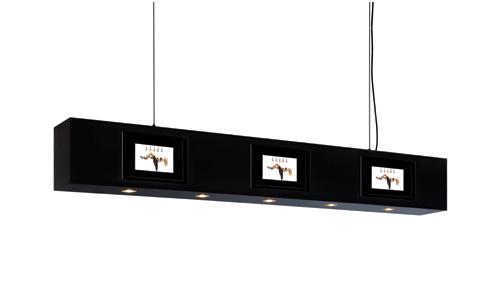 Digital Dreams Lamp by Brand van Egmond