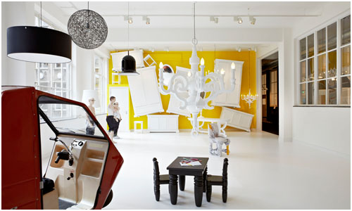 Moooi Showroom Amsterdam