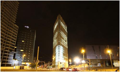 Torre Diagonal Zero Zero Tower, Barcelona