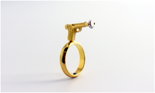 Lady Killer Jewelry Box