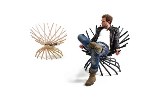 Nest Chair by Markus Johansson