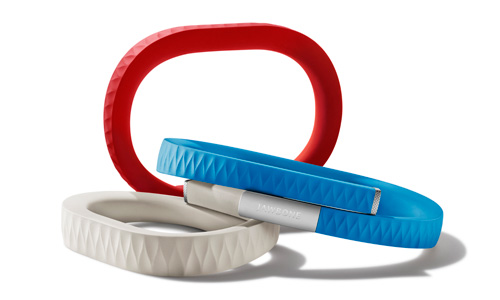 UP Wristband by Jawbone with MotionX Technology