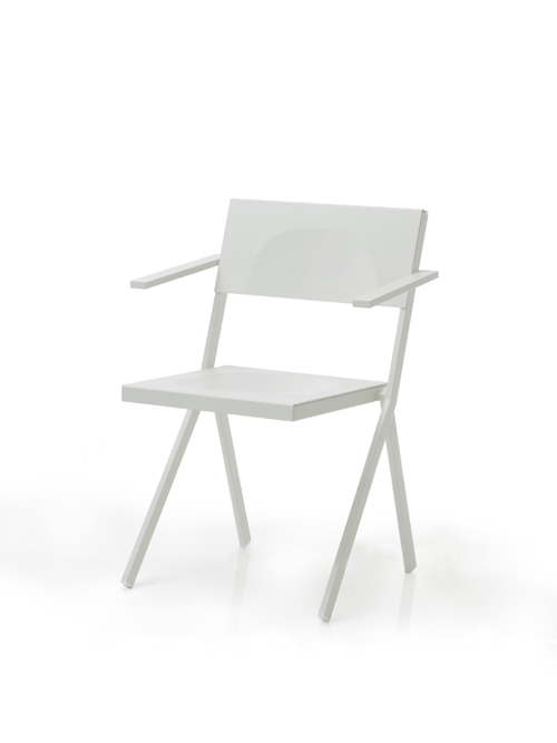MIA Stackable Chairs by Jean Nouvel