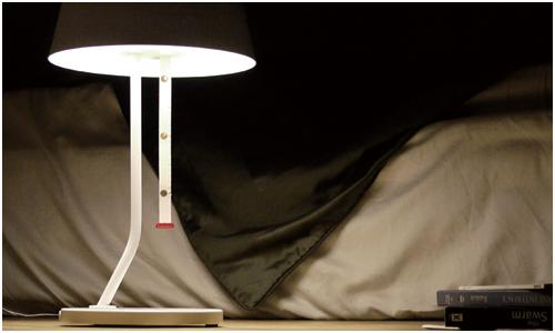 TikTikTik Lamp by Studio if