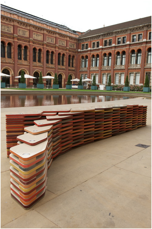 London Design Festival 2012 - Bench Years