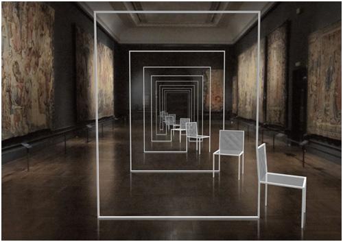 London Design Festival 2012 - Mimicry Chairs