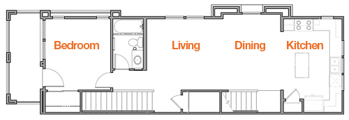 Home Space Layout