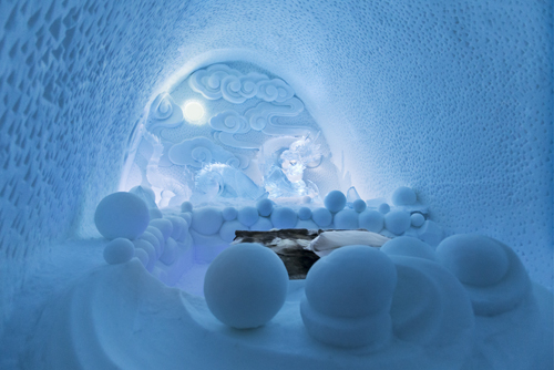 ICEHOTEL Dragon Residence