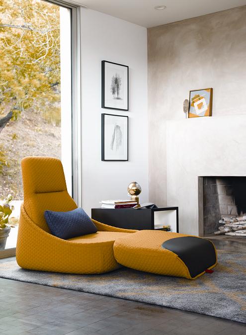 Hosu Lounge by Patricia Urquiola