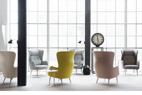 Ro Chair Jaime Hayon for Fritz Hansen