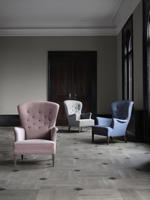 Heritage Chair by Frits Henningsen